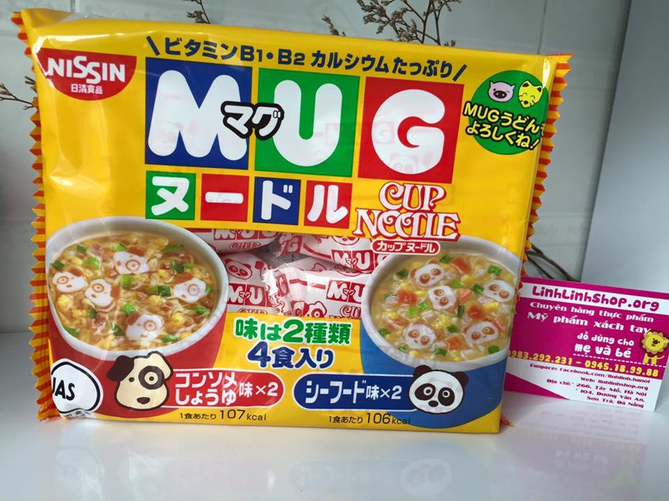 Mỳ Mug của Nhật