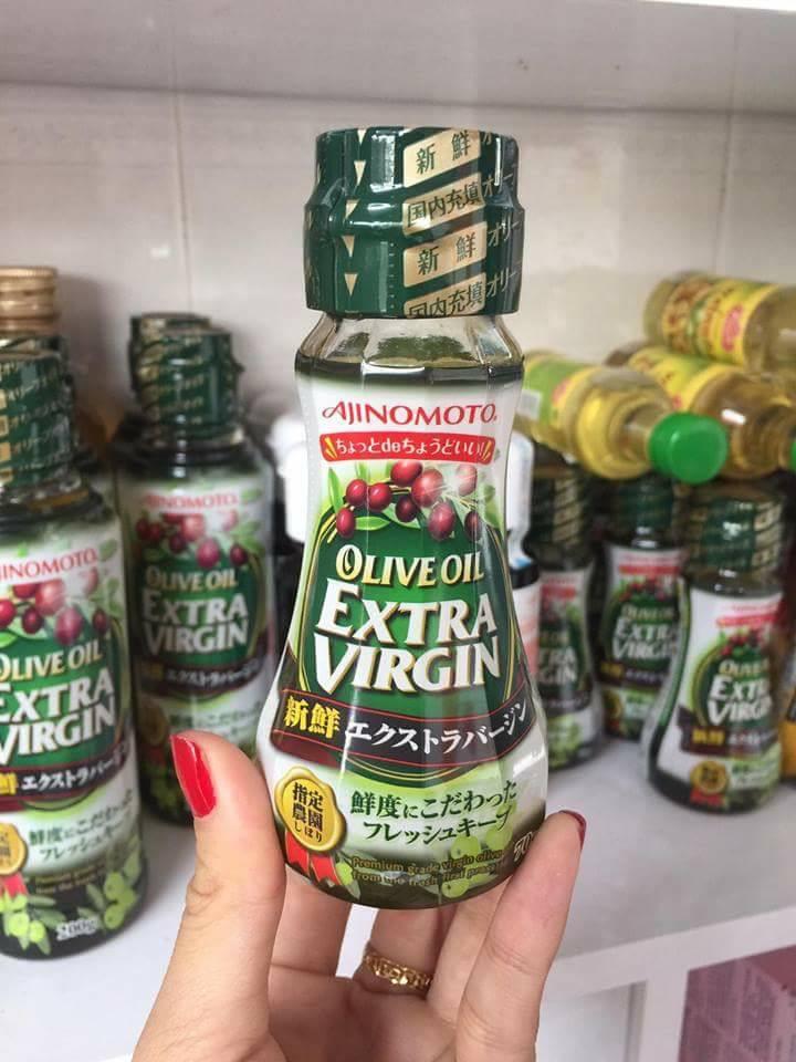 Dầu Oliu Extra 70g