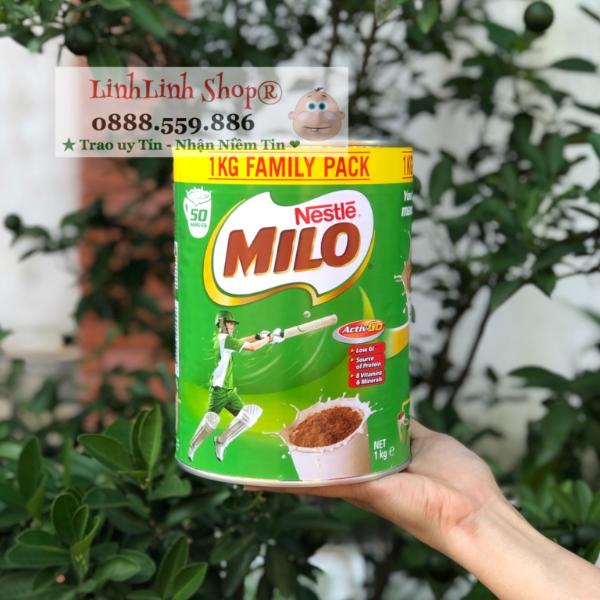 Milo Úc 1kg