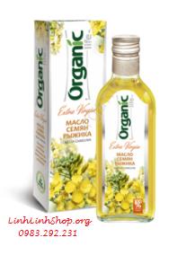 Dầu hạt cải 250ml - Organic