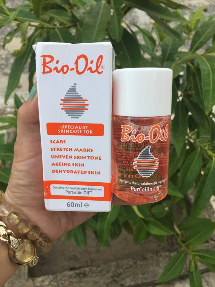 Dầu trị rạn Bio Oil Úc 60ml