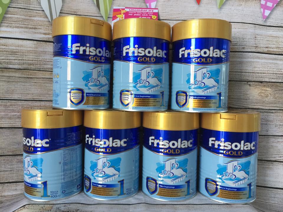 Friso Gold 1 Nga 400g