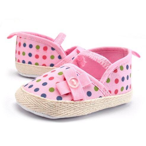 Giày tập đi bé gái CS45