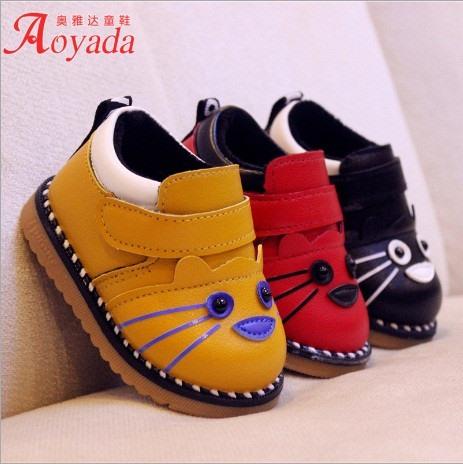 Giày lót lông siêu mềm cho bé 6-24 tháng