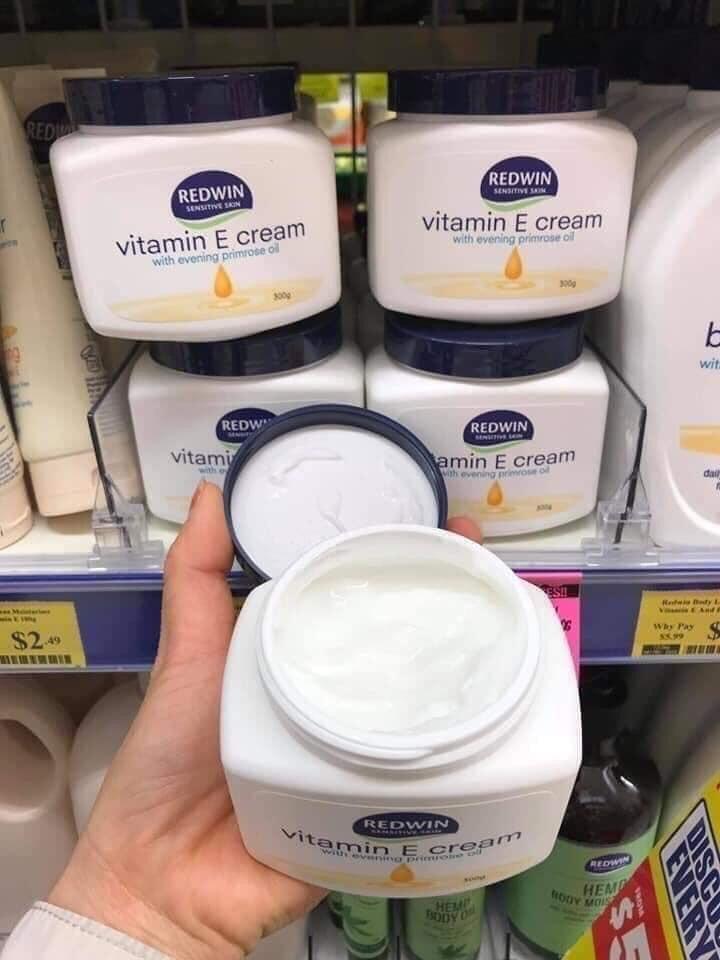 Kem Dưỡng vtm E cream