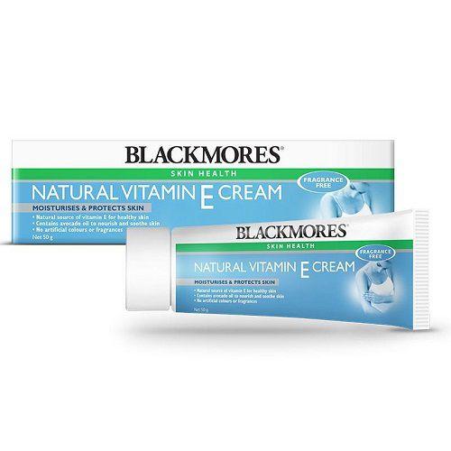 Blackmores Vitamin E dạng Cream