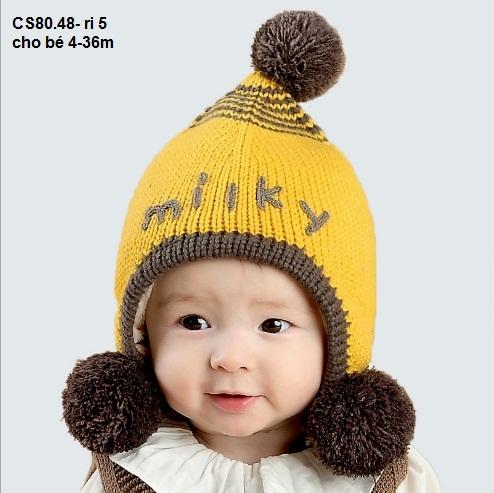 Mũ lót lông mã M23.48