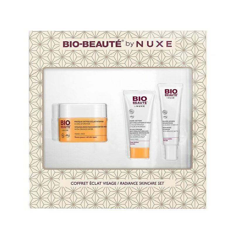 Mặt nạ Nuxe Bio Beauté Vitamin-Rich Detox Mask