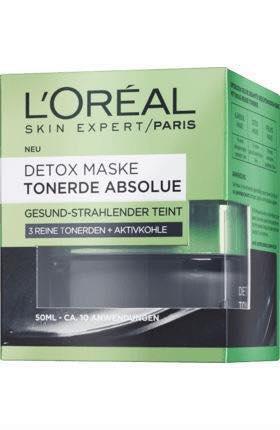Mặt nạ thải độc Loreal Detox Mask