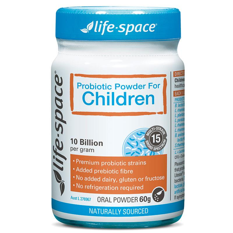 Men vi sinh Úc cho trẻ trên 3 tuổi - Probiotic Powder For Children 60g