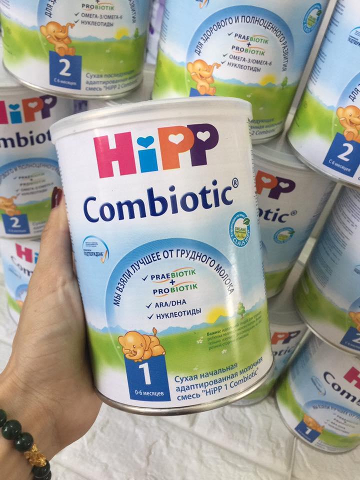 Sữa Hipp ComBioTic Organic