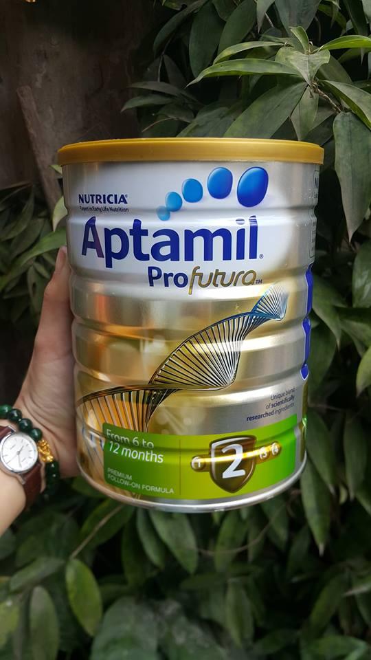 Sữa Aptamil Úc 900g số 2