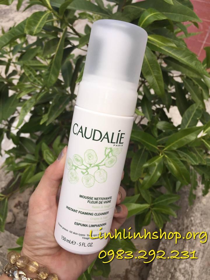 Sữa rửa mặt Caudalie