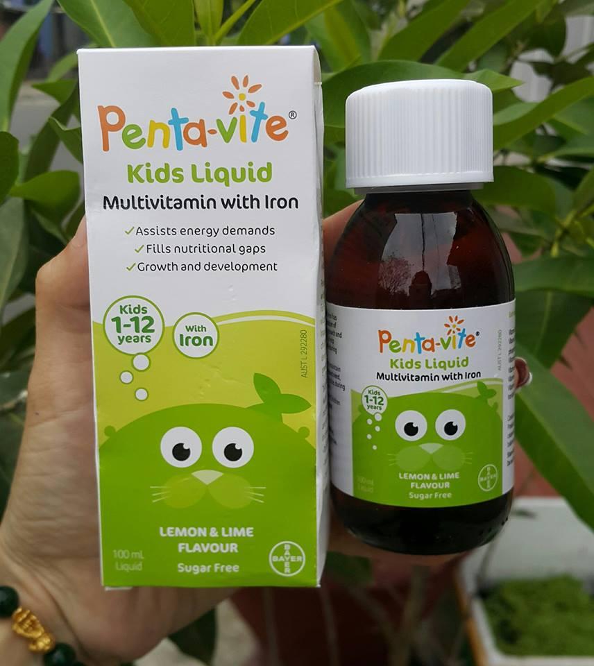 Vitamin Tổng Hợp PenTa- Vite