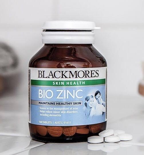 Blackmores Bio Zinc 84 viên