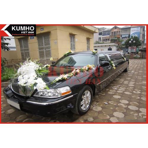 Limousine Màu Đen VIP( Nội Thành )