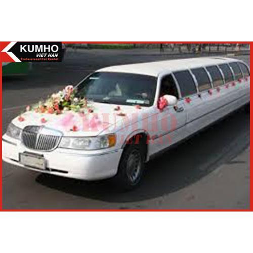 Limousine Xe Dâu Đẳng Cấp ( Nội Thành )