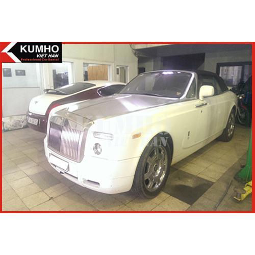 Rolls Royce PhanTom Mui Trần ( Nội Thành )