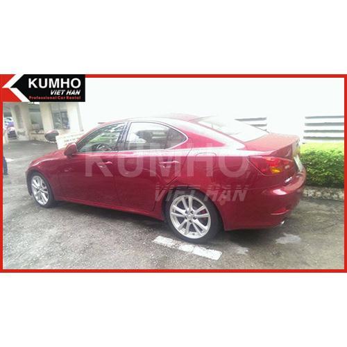 Cho thuê xe cưới Lexus IS 250 ( Màu Đỏ )