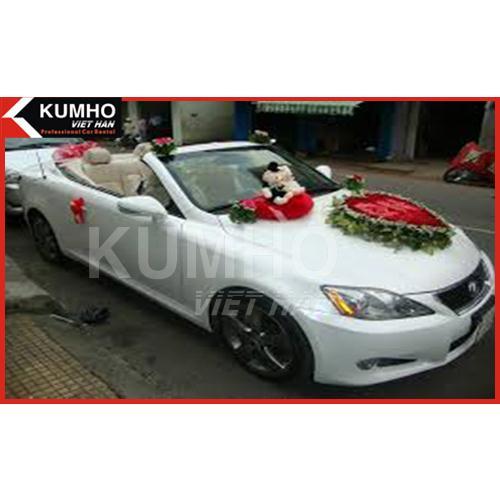 Lexus IS 250 Xe Cưới Cao Cấp, Sang Trọng ( Nội Thành )