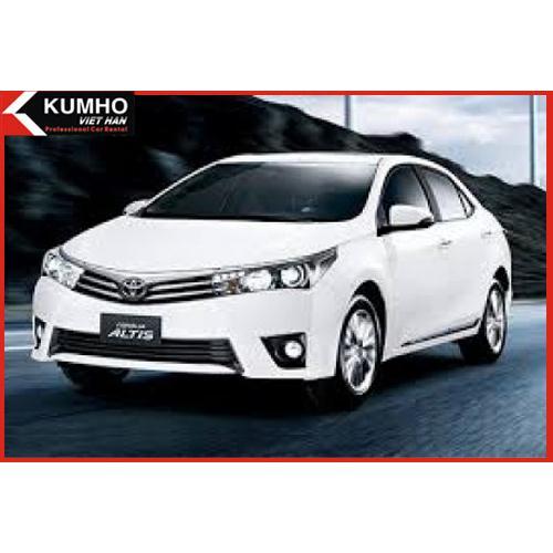 Cho Thuê Xe 4 Chỗ Toyota AlTis V2.0 Theo Tháng Giá Rẻ