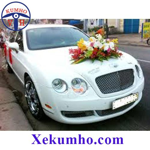 Bentley Màu Trắng ( Nội Thành )