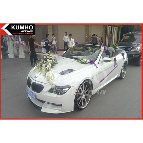 BMW M6 Mui Trần ( Nội Thành )