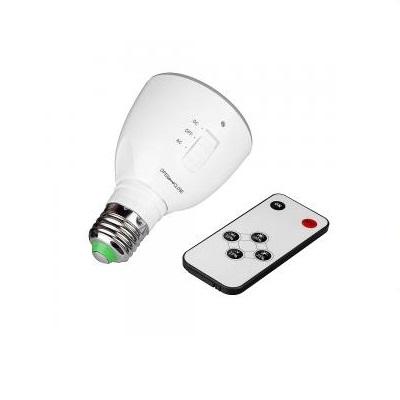Bulb Flashlight Light Remote