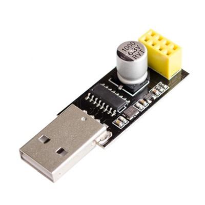 USB module To ESP8266 WIFI