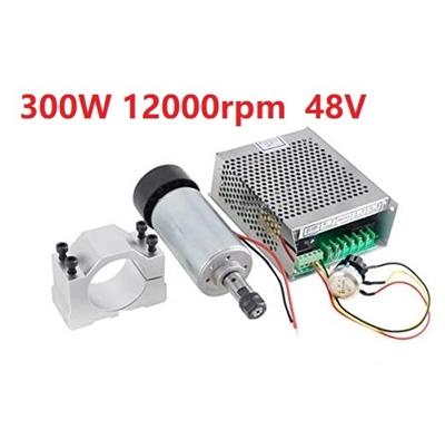 ER11 300W 12000rpm Spindle 48V