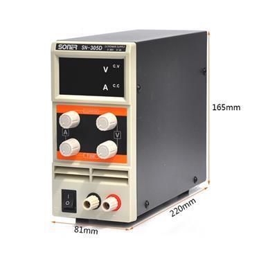 SN-305D-60V-3A 3 digit