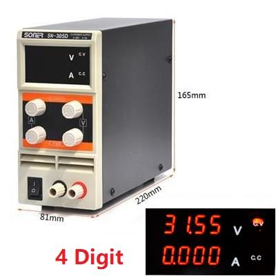SN-305D-30V-5A 4 digit