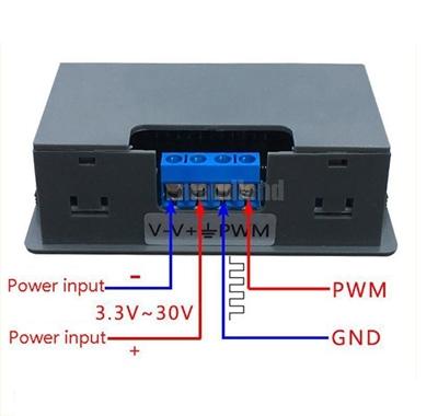 PWM Signal Generator Frequency Meter XY-PWM