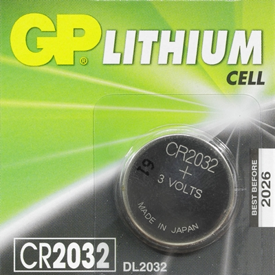 CR2032 GP