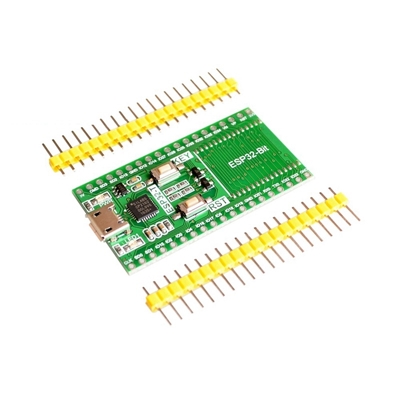 ESP32 module development board CP2102