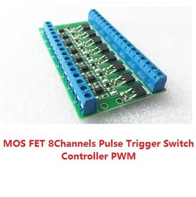 MOS FET 8 Channels electronic Trigger switch