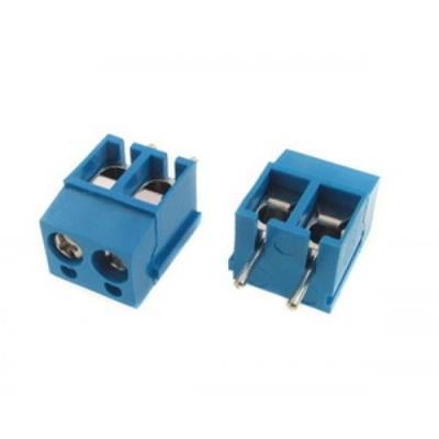 KF301 2Pin 5.0mm BLUE
