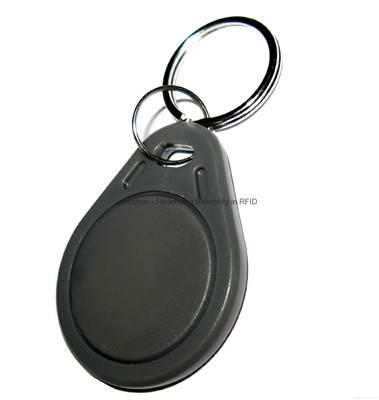 Keytag 125Khz-06 Grey
