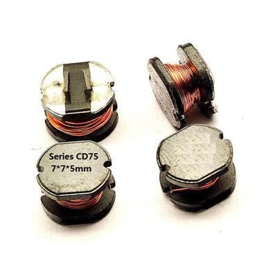 CD75- 221µH