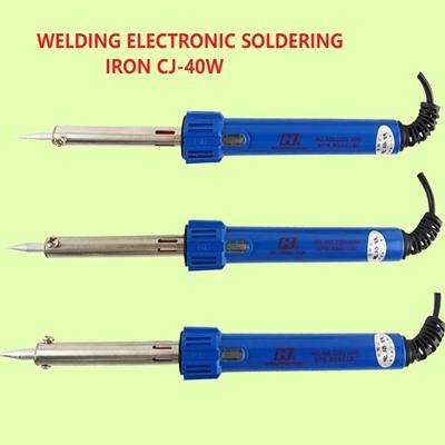 Welding electronic  soldering iron CJ-40W