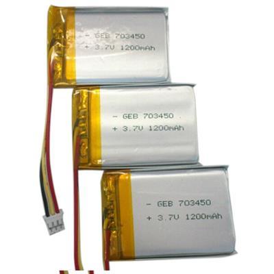 Lipo battery 703048