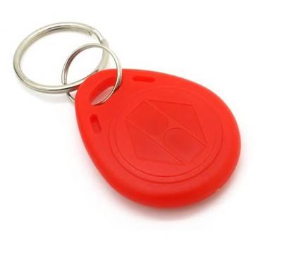 Keytag 125Khz-07 Red