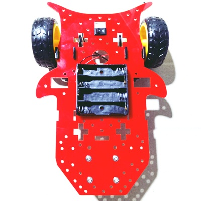 HTC-2WD SMART ROBOT CAR CHASSIS KIT