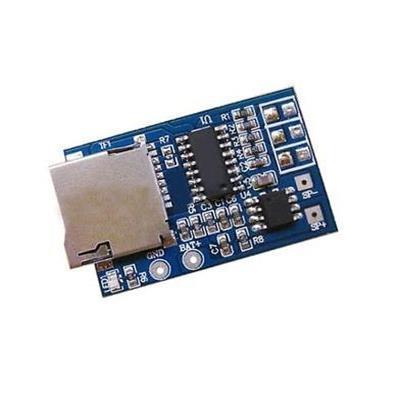 MP3 Decoder GPD2846A