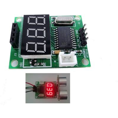 Ultrasonic Ranging HC-SR04