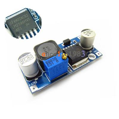 Module LM2596HVS