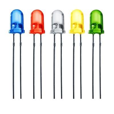 LED 5mm Yellow
