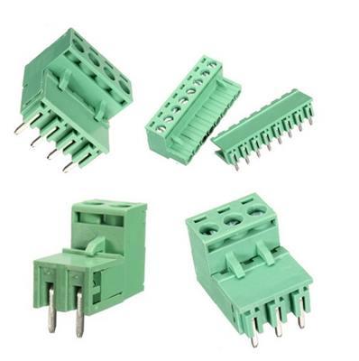 6Pin PCB Terminal Block-R-A