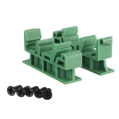 Din Rail Adapter Holder Carrier 35mm