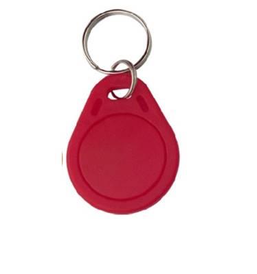 Keytag 125Khz-06 Red
